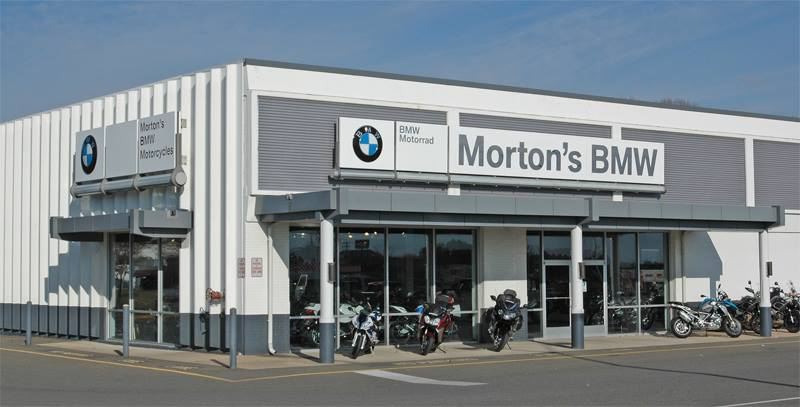 Morton's BMW Dealership