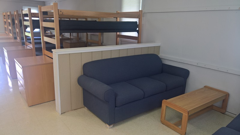 Comfortable Bunkhouse for an extra fee